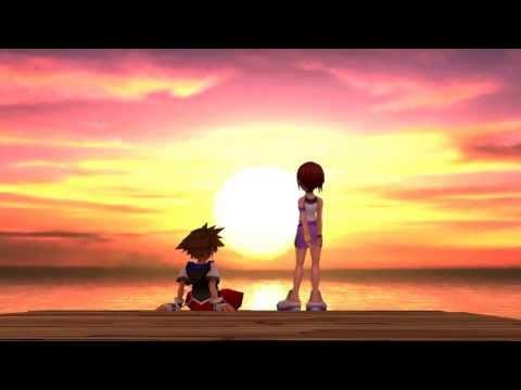 Sora And Kairi's Love Story (Taylor Swift)