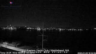 Eastern Yacht Club Live Stream