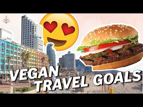 Top 20 VEGAN FRIENDLY Cities You Need To VISIT IN 2020 | LIVEKINDLY