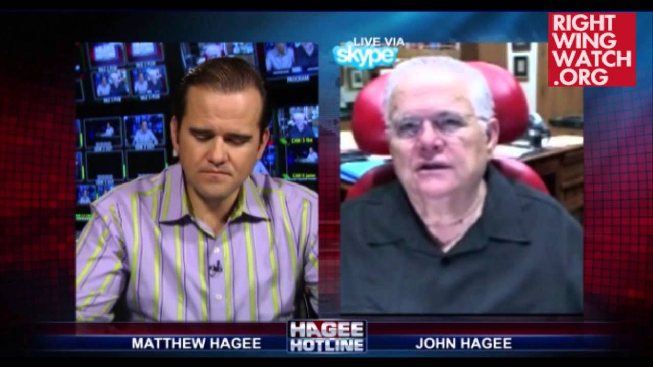 8 Crazy Things John Hagee Actually Said | The Daily