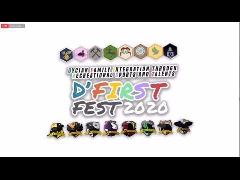 D'FIRST FEST 2020 AWARDING CEREMONY