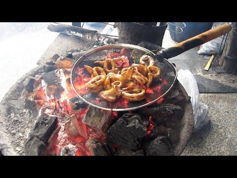 Indonesia Jakarta Street Food 991 Bandung 45 GOD Bless Grilled Squid Cumi Bakar Barokah 5837