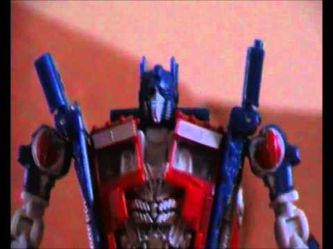TRANSFORMERS CHRONICLE EXTENDED VIDEO REVIEW 2013