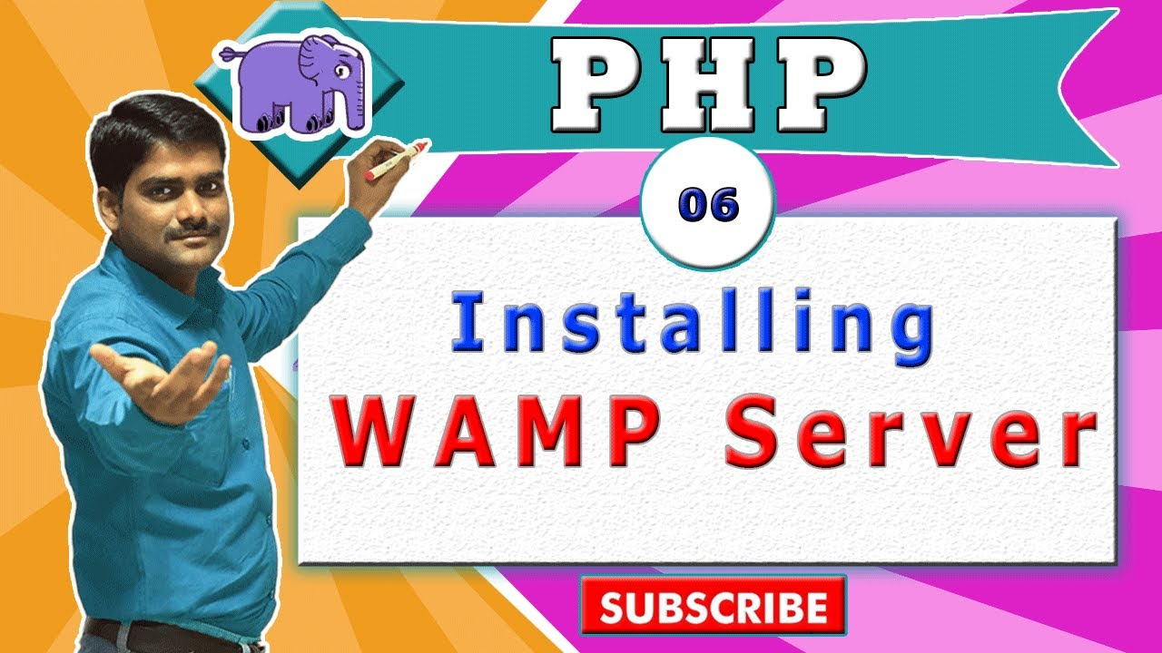 Wampserver 3. 0. 6 | php video academy.