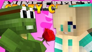 Minecraft Crazy Craft 3.0 : GETTING GIRLFRIENDS #17