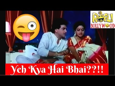 Bollywood's First Strip Game | ROFL Bollywood Videos