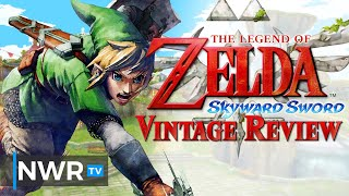 Our Original 2011 Review of The Legend of Zelda: Skyward Sword - Vintage Review (Video Game Video Review)