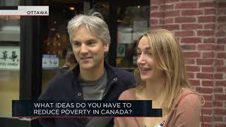 What ideas do you have to reduce poverty in Canada? | Outburst