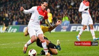 Radamel Falcao Se Pierde el Mundial Brasil 2014 por Lesion en la Copa de Francia
