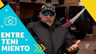 Carlos Trejo contó el origen de la pelea con Alfredo Adame   Un Nuevo Día   Telemundo