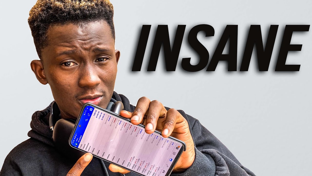 Turning $2,000 to $20,000 INSANE FOREX CHALLENGE!! - EP 1 | Live Trading!!