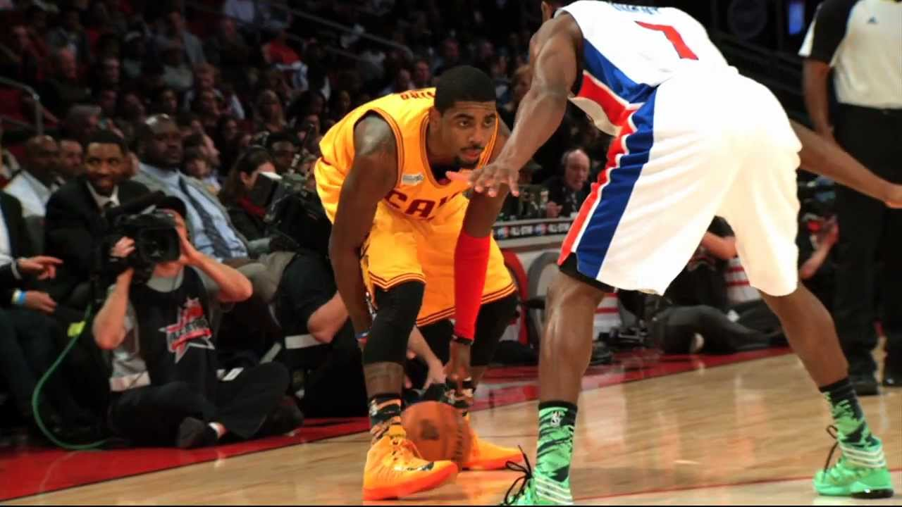 Phantom: Kyrie Irving's Beautiful Crossover - YouTube
