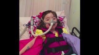 Little Girl Chooses Heaven Over Hospital.. (emotional)