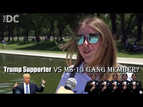 Would You Rather Date A Trump Supporter Or MS-13 Gang Member?