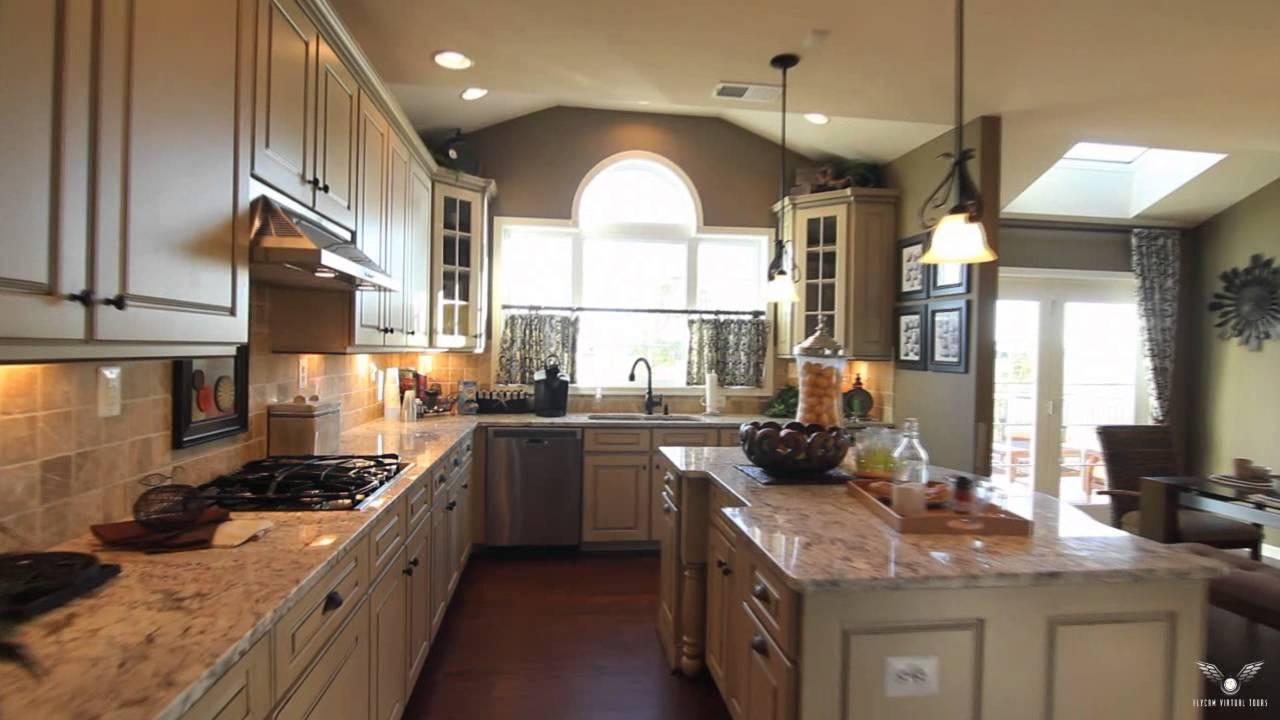 Kitchens 9 Foot Ceilings