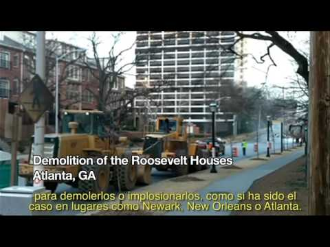 El Barrio Tours: Gentrification in East Harlem (2012)