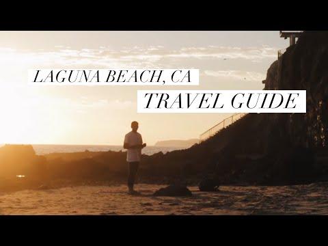 Laguna Beach, CA | Travel Diary