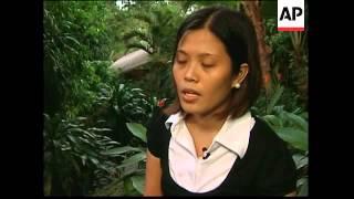 AP TV-Berichte über Bauernhof, auf dem Schweine-Mist verwendet wird, zu erstellen biogas