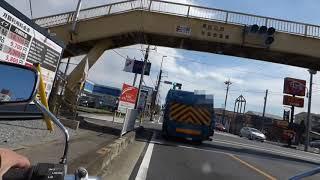 埼玉県道走行記032(国道バイパス02)国道407号東松山バイパスを走行しました。