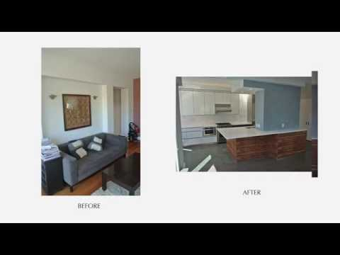 Award Winning Remodel Before & After - E 83rd St. NYC