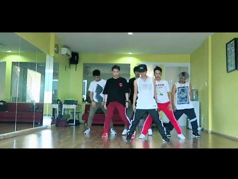 DANCE PRACTICE SMASH - FENOMENA!!!