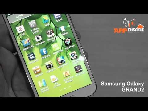 Appdisqus Review : รีวิว Samsung Galaxy Grand2  (เครื่องขายไทย)