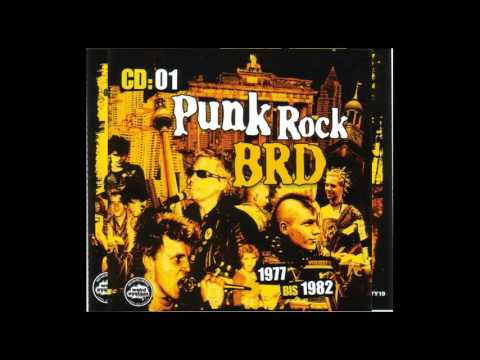 Punkrock BRD Volume 1 (CD:01)