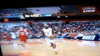 CJ Fair dunk vs Cornell 11-30