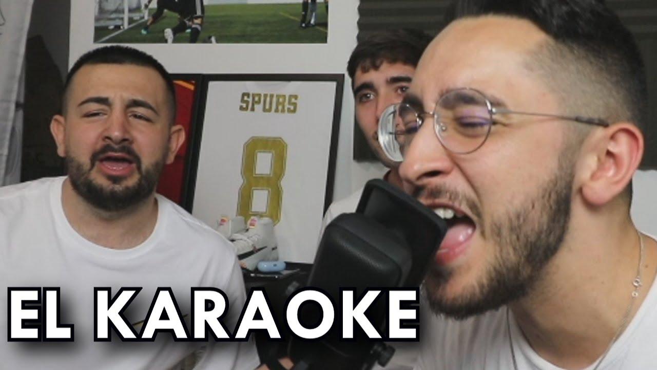 Desearás NO haber visto este vídeo... 😂 EL KARAOKE