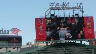 Joe Kelly at 2018 Red Sox World Series Celebration ( pt. 1)