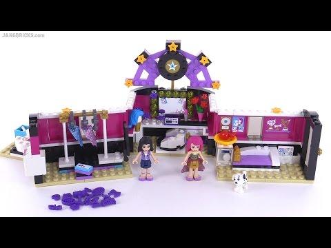 Lego Pop Star Dressing Room 41104 -   ...