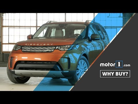 Why Buy?   2017 Land Rover Discovery Review