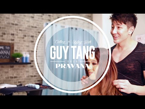 Cutting and Styling With Guy Tang