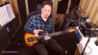 guitar session 2 madd2 arpeggios with two handed tapping