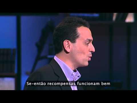 Dan Pink e a surpreendente ciência da motivação TED Legendado PT-BR