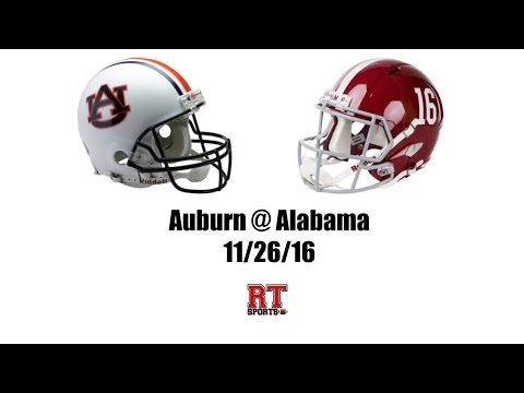 Kamryn Pettway and Kerryon Johnson || THUNDER and LIGHTNING || 2016 Auburn Tigers Highlights