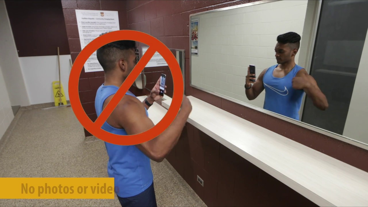 Gym Locker Room Etiquette to Exercise Before and After a