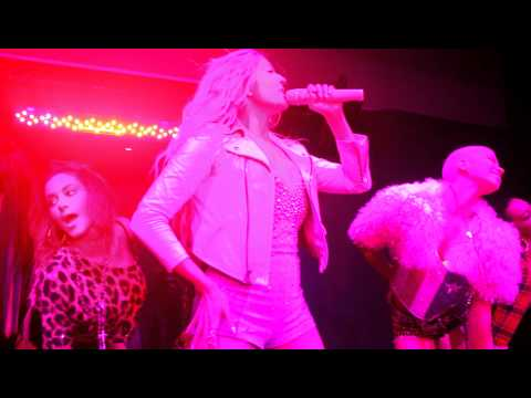Erika Jayne Performs at DMFAO Grand Opening