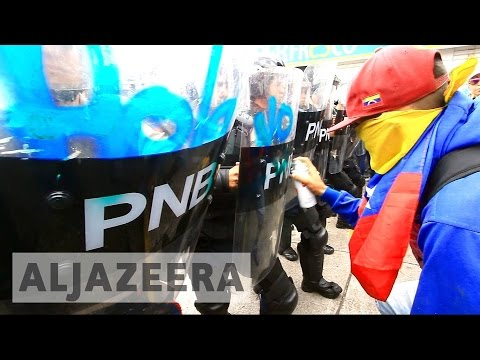 Venezuela to leave Organization of American States