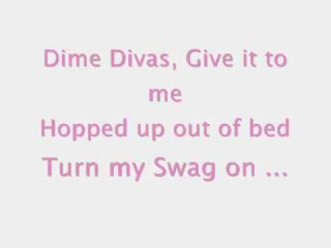Cher Lloyd - Turn My Swag On - Karaoke