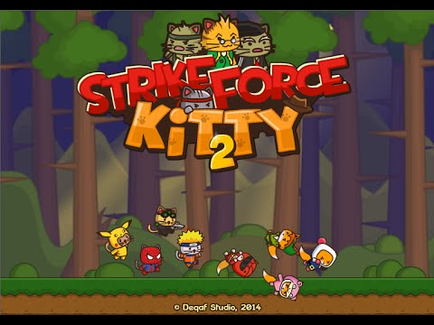 StrikeForce Kitty 2.Артефакты