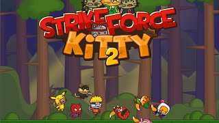 StrikeForce Kitty 2.Артефакты