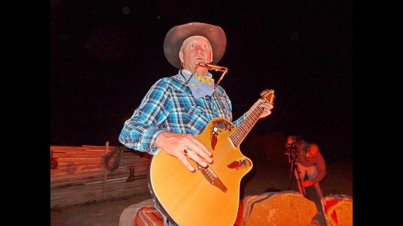 Трейлер Приветствие ковбоя из Аризоны Casey Adams from Grand Canyon Ranch Resort AZ USA