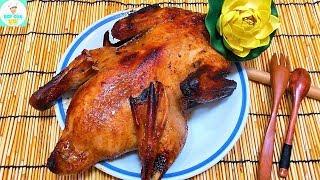 VỊT NƯỚNG CHAO | Cách nướng vịt nguyên con thơm ngon khó tả | Bếp Của Vợ