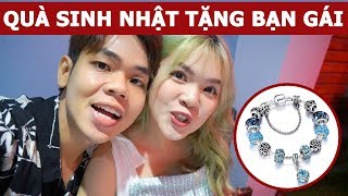 3 món quà Valentine và Sinh Nhật tặng bạn gái (Oops Banana Vlog #119)