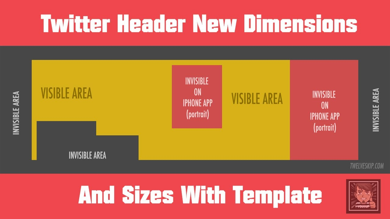 new twitter header dimensions sizes w template youtube. Black Bedroom Furniture Sets. Home Design Ideas