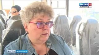 Пассажирский парк Волгограда пополнили 28 новых автобусов средней вместимости