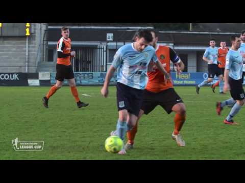 NI League Cup Final  2017 preview - Ballymena United vs Carrick Rangers