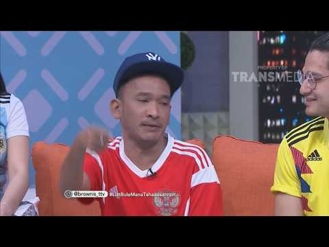 BROWNIS TONIGHT - Aksi Billy & Igun Ngerusuhin Ruben,  Bikin Ketawa !! (20/4/18) Part 1