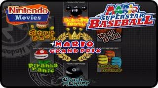 Mario Superstar Baseball - Mario Grand Prix